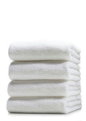 Полотенца Белое 50х90
