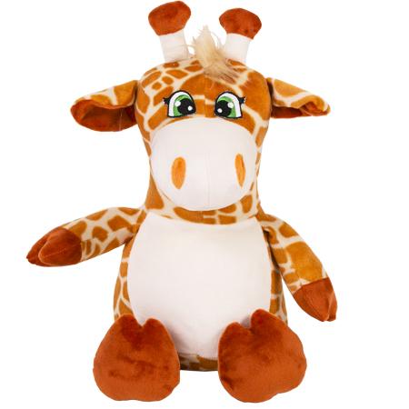 Именные игрушки Жираф