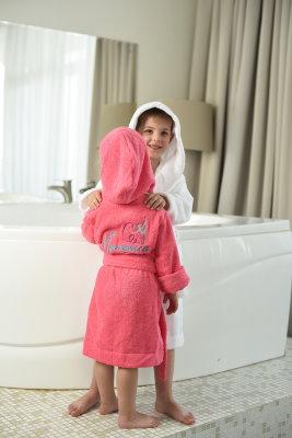 Детские халаты Comfort махровый