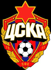 Рисунок для вышивки ЦСКА