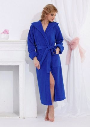 Женские махровые халаты Бамбуковый серии Premium